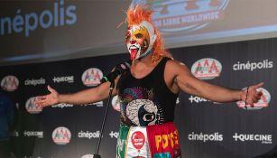 Psycho Clown en la presentación de Triplemanía XXIX