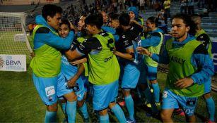 Tampico Madero ganó la Ida del Campeón de Campeones