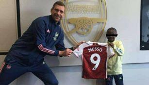 Premier League: Arsenal fichó a Leo Messo