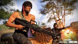 Rambo ya se encuentra disponible en Call of Duty