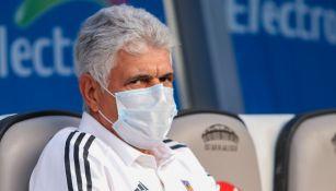 Tigres: Tuca Ferretti acudió al Estadio Universitario al tiempo que Miguel Herrera llegaba a Monterrey