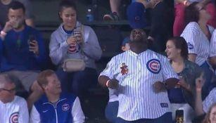 Fanático de los Chicago Cubs