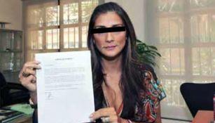 Azalia Ojeda: Exintegrante de Big Brother detenida por intentar cambiar cheque robado