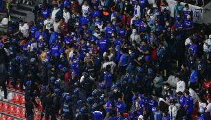 Cruz Azul: Gobierno de la CDMX vigilará Estadio Azteca para evitar exceso de aficionados