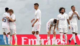 Real Madrid en lamento