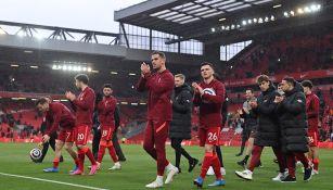 Liverpool logró clasificar a Champions como 3ro