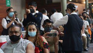 La vacunación masiva en la Ciudad de México