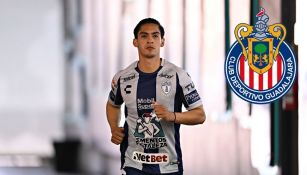Erick Aguirre a punto de llegar a Chivas