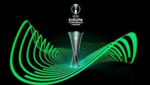 UEFA presentó el trofeo de la Conference League
