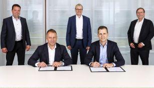 Hansi Flick tras firmar su contrato con Alemania