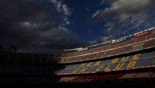 Camp Nou, casa del FC Barcelona