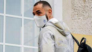 Francia: Karim Benzema reportó en la concentración de la selección