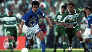 Juan Reynoso en su etapa como jugador