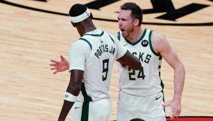 Milwaukee Bucks dejaron al Miami Heat al borde de la eliminación