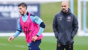 Manchester City: Rubén Dias, el líder en la zaga que buscaba Pep Guardiola