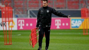 Klose fue diagnosticado con una trombosis en la pierna