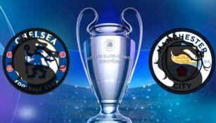 Champions League: Final entre Manchester City y Chelsea, digna del mejor Combate Mortal