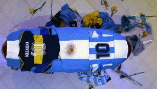 Funeral de Diego Armando Maradona