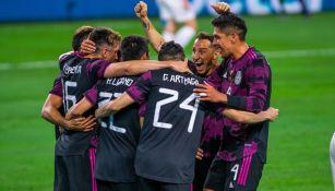 México venció a Islandia