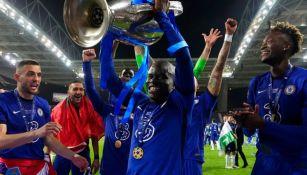 Kanté no fue incluido en el XI ideal