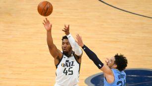 NBA Playoffs: Jazz venció a Grizzlies y tomó ventaja de 2-1 en la serie