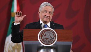 La felicitación de AMLO a Cruz Azul: 'Se acabó el embrujo'