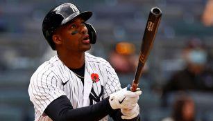 Yankees en partido