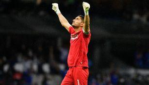 Jesús Corona tras ser Campeón con Cruz Azul: 'Ya era momento de vivir una buena'