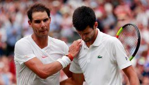 Rafael Nadal: Novak Djokovic explicó por qué el español es tan bueno en arcilla