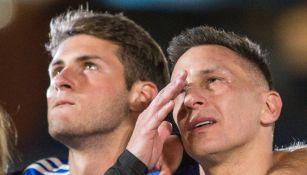 Cruz Azul: Santiago Giménez celebró título con su papá