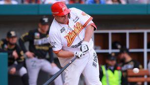 Diablos Rojos: Japhet Amador dio la victoria a los Pingos sobre Guerreros