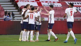 Inglaterra derrotó a Austria