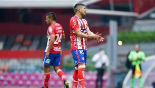 Atlético de San Luis en partido
