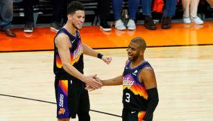 NBA Playoffs: Suns derrotó a Lakers y tomó ventaja en la serie
