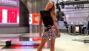 Vanessa Huppenkothen, conductora de ESPN