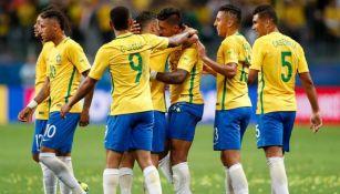 Brasil abrirá ante Venezuela