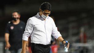 Alfonso Sosa ya no renovó con Juárez