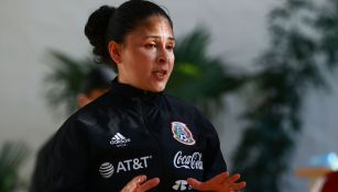 Mónica Vergara, seleccionadora nacional