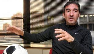 Roberto Depietri, exjugador de Toluca y Pumas