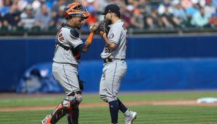 MLB: José Urquidy cargó con la derrota en caída de Houston ante Toronto