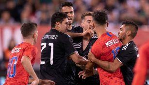 México y Estados Unidos se enfrentarán en Final de la Nations League