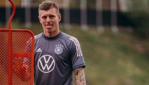 Selección Alemania: Toni Kroos dejó abierta su continuidad con la Mannschaft