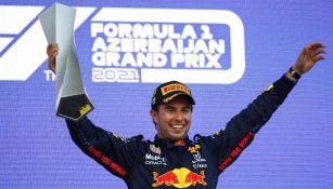 Checo Pérez fue elogiado por Chris Horner tras ganar GP de Azerbaiyán