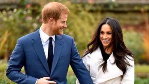 Harry y Megan, duques de Sussex