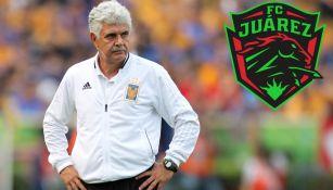 Ricardo Ferretti en duelo de Tigres