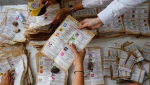 Votaciones en Ciudad de México