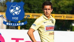 Francisco Israel 'Cachis' Rivera: Jugador surgido en América fichó con equipo de Kosovo