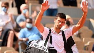 Roland Garros: Novak Djokovic sufrió para vencer a Musetti y avanzar a Cuartos