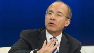 Felipe Calderón: ExPresidente aclaró que no fue hospitalizado por covid-19