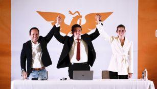 Samuel García, cerca de ganar la gubernatura en NL